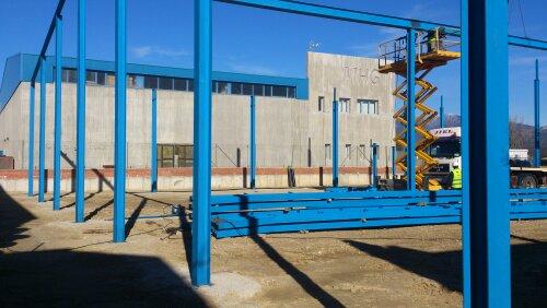 construccion estructuras metalicas