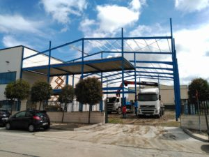 Proyecto naves industriales